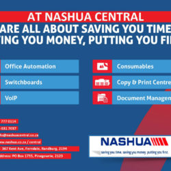 Nashua Central Advert Preview Print and Online